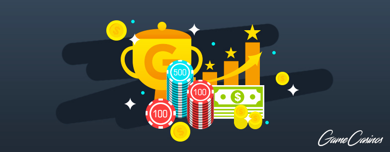 Доход в онлайн казино стабильный