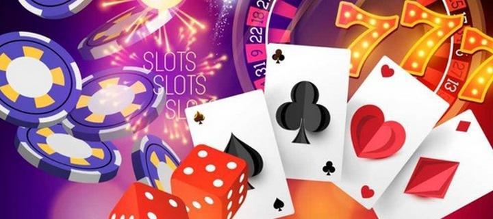 Человек играющий в казино